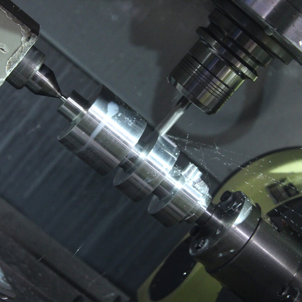 CNC Milling in Action